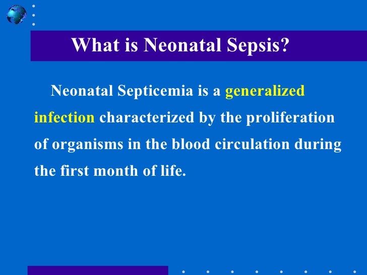 [Full text] Neonatal sepsis and associated factors among newborns in hospitals of | RRN