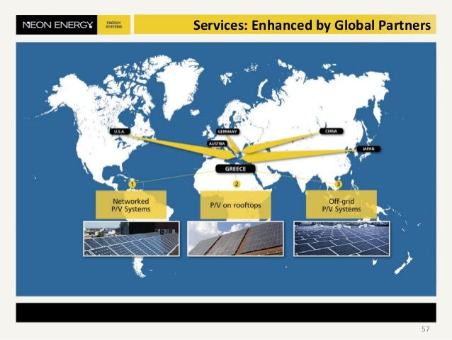 57 Services: Enhanced by Global Partners 57