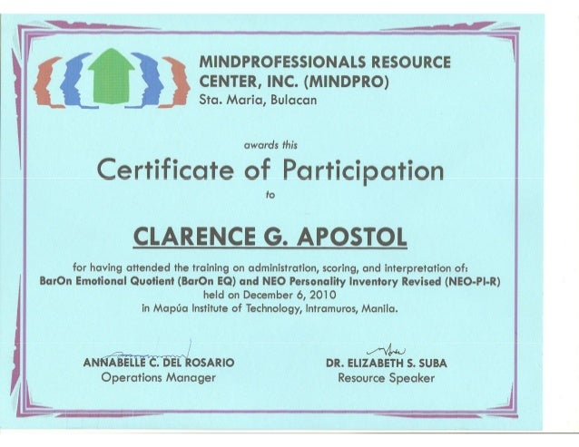Training participation certificate gidiyedformapolitica training participation certificate yadclub Choice Image