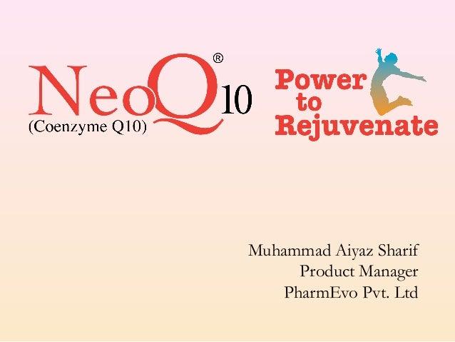 Muhammad Aiyaz Sharif  Product Manager  PharmEvo Pvt. Ltd