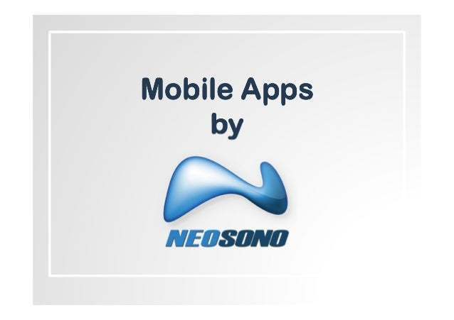 Mobile Apps    by