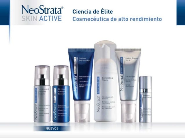 Neostrata Skin Active. Productos de IFC Spain