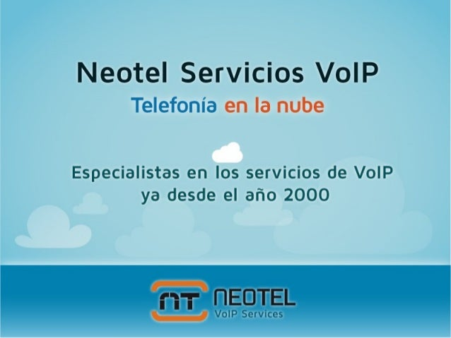 Neotel 2000: Centralitas Virtuales VoIP + CRM Software