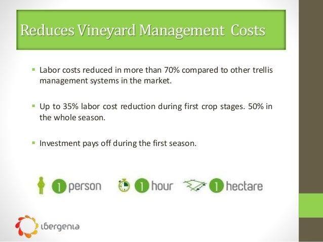 ... Increases vineyard yields; 4.  sc 1 st  SlideShare & Neovid:Innovative system for canopy management