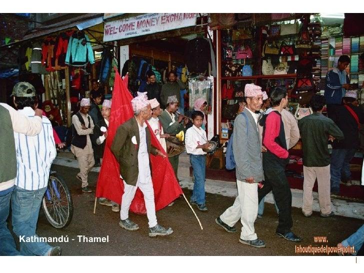 Kathmandú  -  Thamel www. laboutiquedelpowerpoint. com