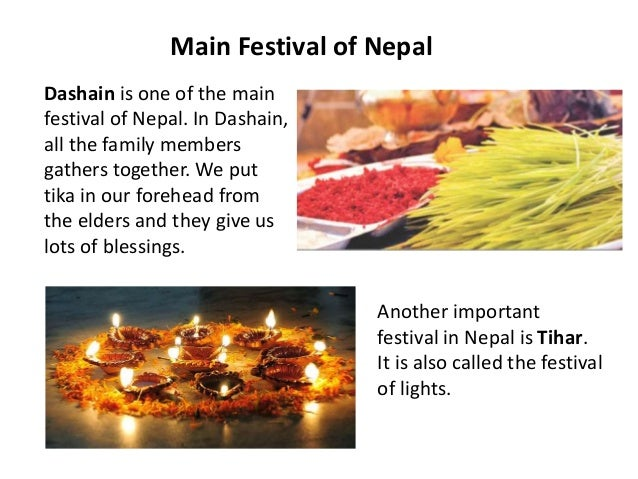 Major Festivals of Nepal in 2018