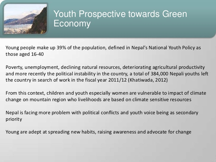 Status Of Natural Resources Of Nepal