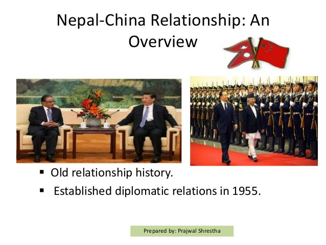 history of india and china relationship