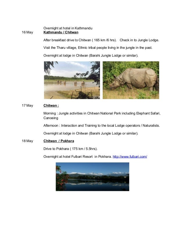 A Wheelchair-Accessible Nepal Itinerary Slide 2
