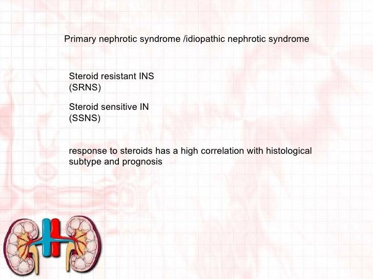 steroid resistant minimal change nephrotic syndrome