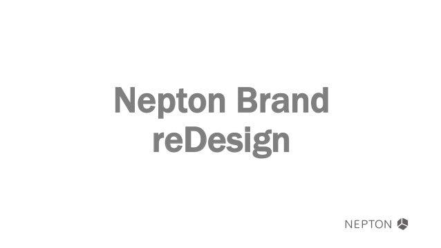 Nepton Brand reDesign