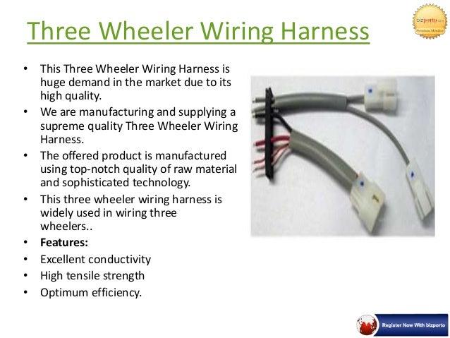 automobile wiring harness in pune neptune enterprises Wiring Harness Diagram