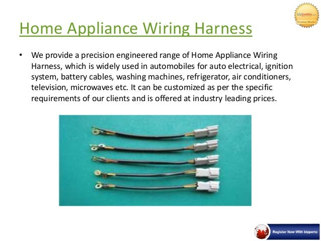 Auto wiring harness manufacturers fan diagram