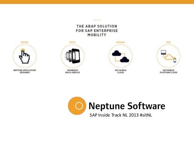 SAP Inside Track NL 2013 #sitNL