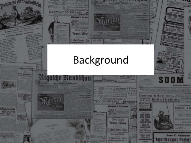 Named Entity Recognition for Europeana Newspapers Slide 2