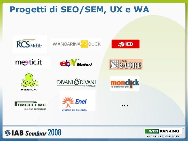 Nereo Sciutto Iab Seminar 2008 Misurazione Slide 3
