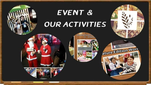 Events & our activities