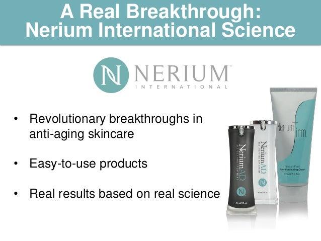 Bewertungen für Nerium International