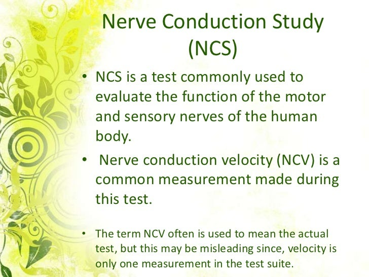 Nerve conduction studies: essentials and pitfalls in ...