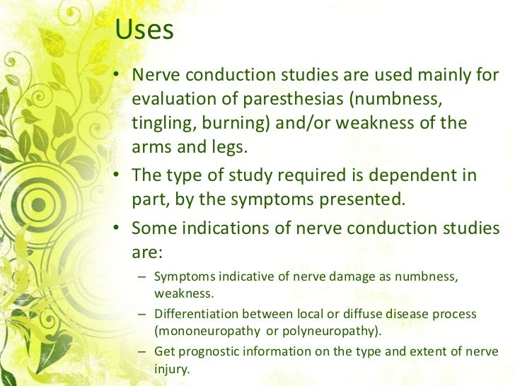 EMG and Nerve Conduction Study - Modern Neurology Care