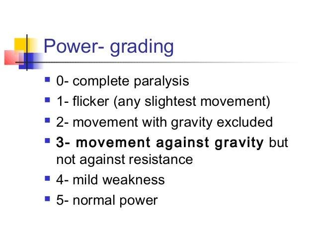 Nervous System Exam