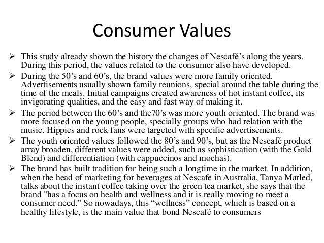 Nescafe SWOT Analysis, Competitors & USP