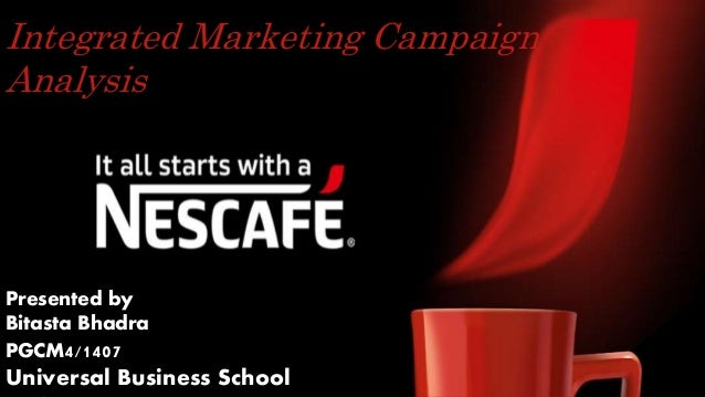 REDvolution: Repositioning the Nescafé Brand
