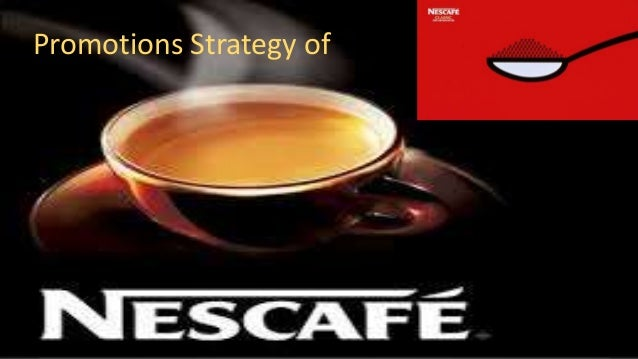 Promotions Strategy of