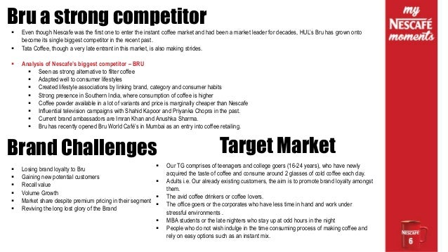nescafe marketing strategy