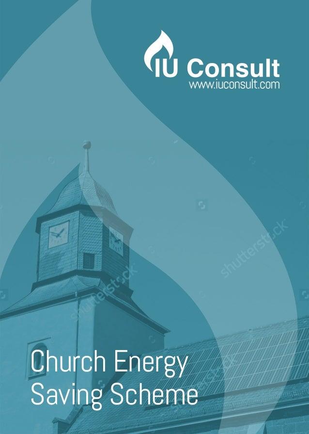Church Energy Saving Scheme