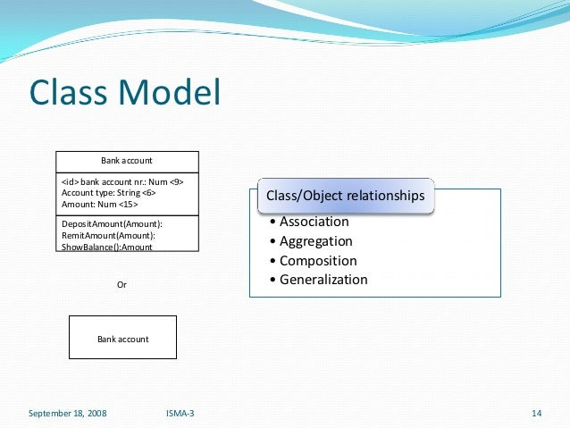 how to identify class attribute from use case summary