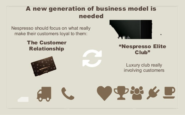 business model of nespresso Nestlé nespresso sa is an autonomous globally managed business of the nestlé  group the nespresso unique business model enables us to guarantee.