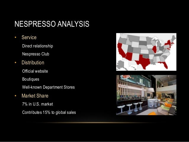 Swot analysis of nespresso