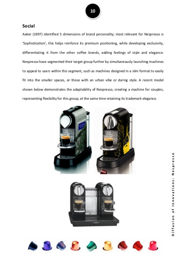 pestl nespresso Swot and pestel analysis of nestle print reference this this will be explored further through the use of a pestle analysis to determine the key external forces.