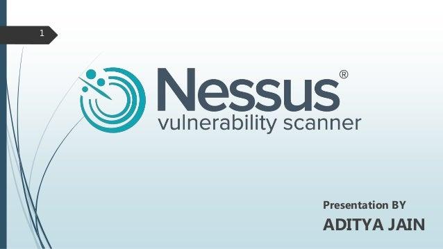 Nessus-Vulnerability Tester