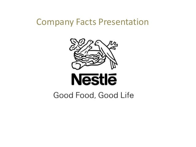 Company Facts Presentation
