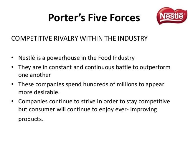 """michael porter s analysis of nestle Making the case for """"shared value"""" for business and society  by harvard business school professor michael porter and mark  and valuable analysis,."""