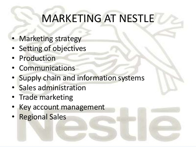 advertising strategy of nestle A good arguable question as we know that brand trust is one of the major affecting factor to any customer while purchasing any product here in this case due to nationwide ban maggi lost its share from 77% to 42% last year, though remain on number one position as maggi has already received green.