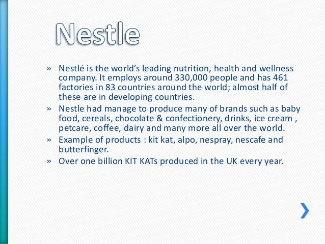five forces porter dairy nestle Below is my analysis of nespresso's competitive environment using porter's five forces threat of substitutes: nestle msing051 one clap, two clap, three clap, forty by clapping more or less, you can signal to us which stories really stand out.