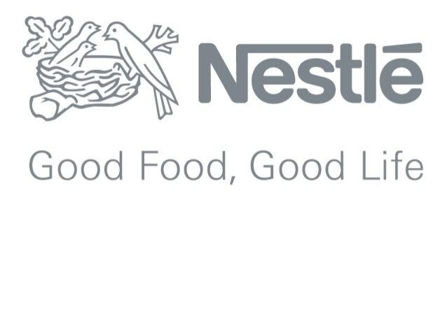 Nestle Good Food Good Life Facebook