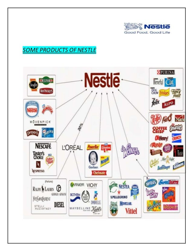 nestle company Nestlé: corporate rap sheet nestlé by philip mattera nestlé, the world's largest food company, is one of the most multinational of companies.