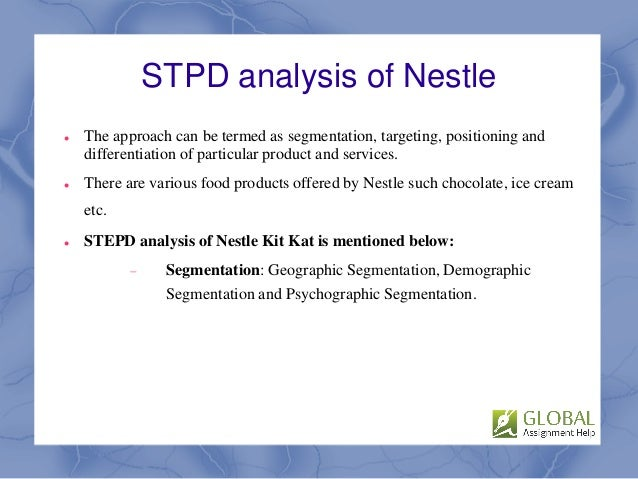 a nestle case study 2018-8-16 nestlé's creating shared value commitment is felt through the stories of the people we touch through our programs focused on healthier infant and child nutrition, environmental and community stewardship, and responsible sourcing.
