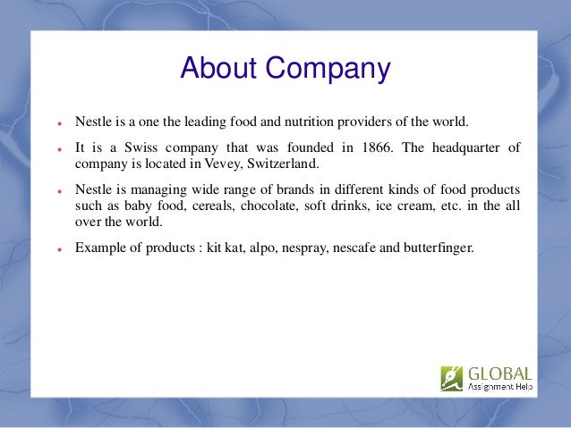 law and ethics case study nestle essay Nestle erp case study  as we have discuss in our nestle case study their first attempt to implement erp was not successful because of poor change management .