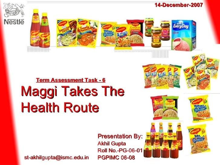pricing pyramid for maggi