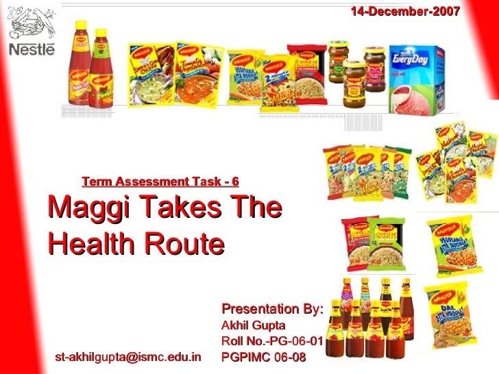 brand story of maggi When julius michael johannes maggi launched a line of food products in switzerland in the 1860s, he probably had no idea that a brand of noodles named after him would be at the centre of a raging controversy in india 150 years later.