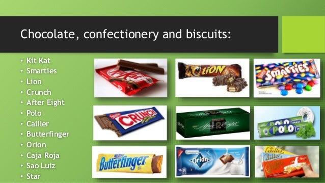 Nestle Crunch Marketing Plan Essay