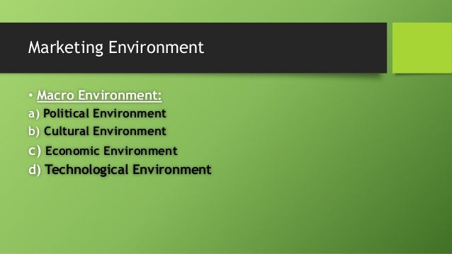 nestle macro environment and micro environment analysis Definition of microenvironment:  macro environme  qualitative analysis means looking at the intangibles.