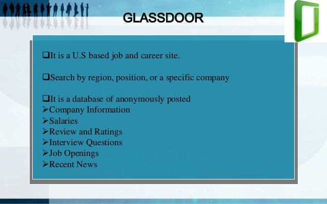 Nestle And Glassdoor