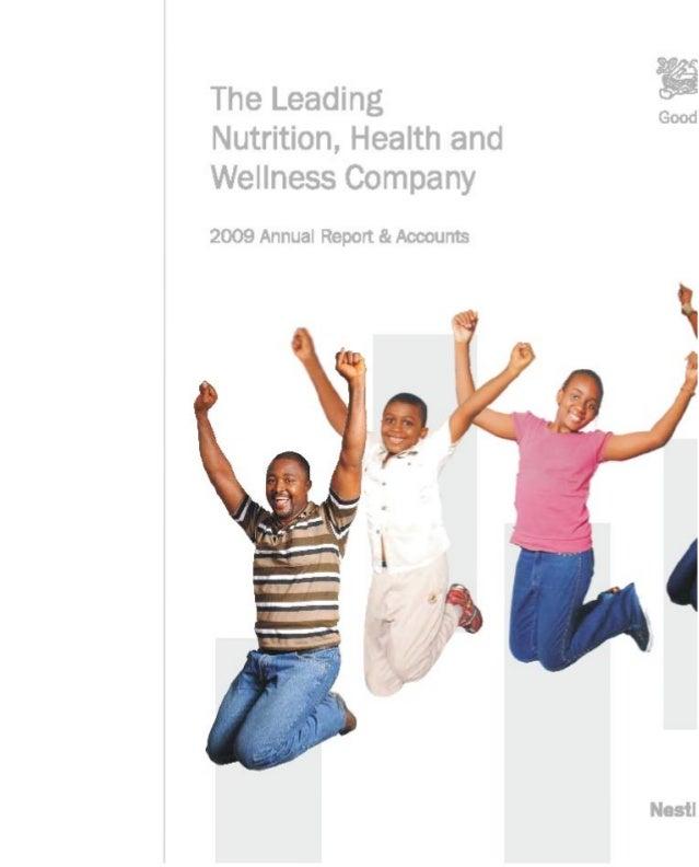 Nestle Nigeria Annual Report 2009