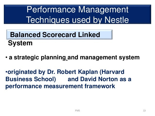 nestle performance appraisal system The importance of performance management 2 the performance appraisal system and analysis: a case study performance management is an organization's capacity or capability of developing the human resources of an organization to achieve their goals to not only keep up with the competition but to outshine their competitors.